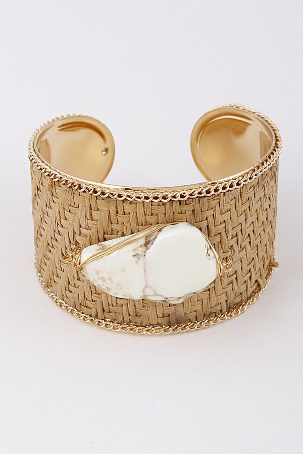 Aztec Princess Bride Cuff