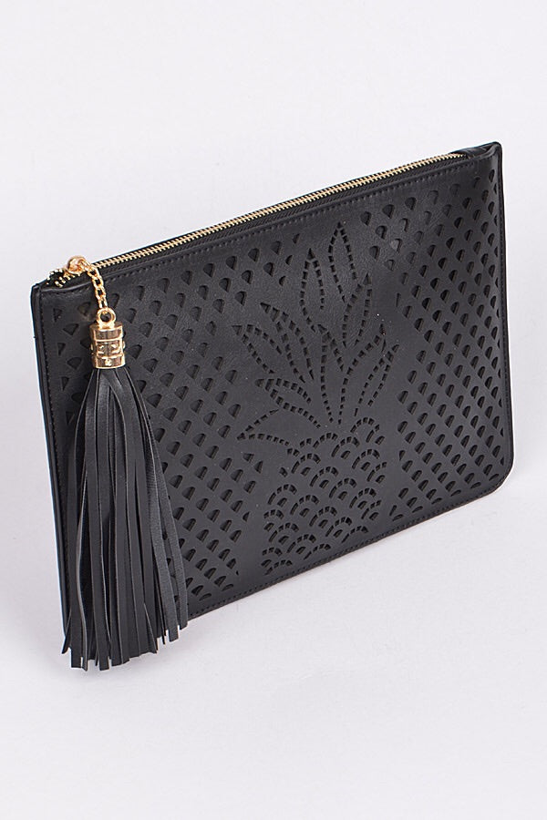 Pineapple Express Clutch