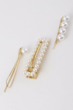 Runaway Bride Hair Pins