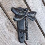 Cast Iron Door Knocker - Dragonfly