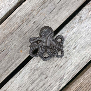 Octopus Cabinet / Drawer Knobs