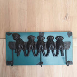 Dog Coat Hook -  Hooks Knobs
