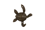 Cast Iron Turtle Hook