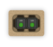 Load image into Gallery viewer, Green LED Pod