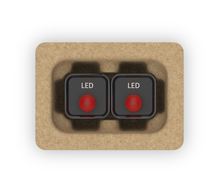 Load image into Gallery viewer, Red LED Pod