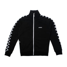 Load image into Gallery viewer, Black Track Jacket
