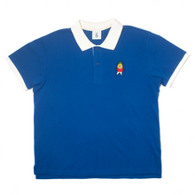 Load image into Gallery viewer, Blue Anana Polo