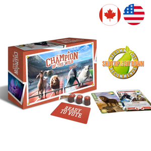 Champion of the Wild 2nd ed (US/Canada)