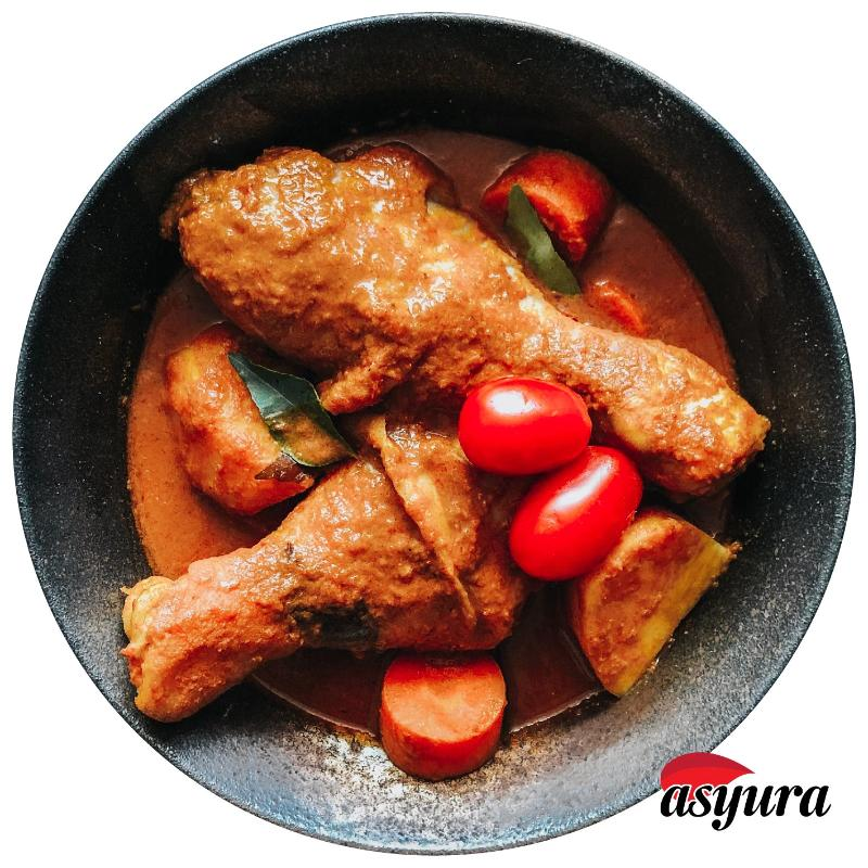 Kari Ayam (Chicken Curry) Paste