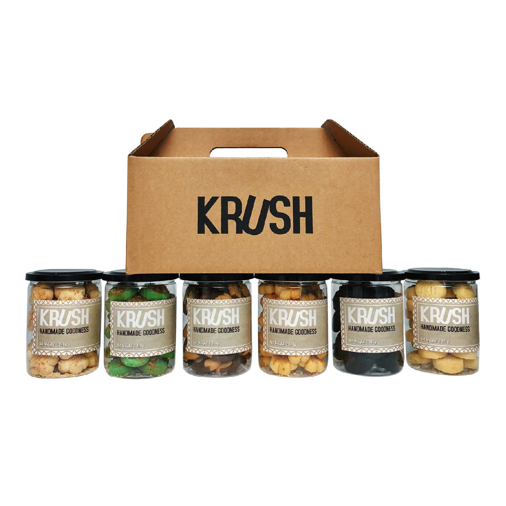 Krush Cookies Set