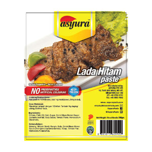 Lada Hitam (Black Pepper) Paste