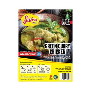 RTE: Green Curry Chicken (Ready-to-Eat)