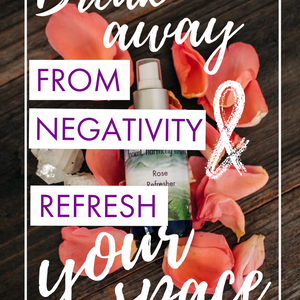 Break Away From Negativity And Refresh Your Space