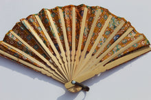 Load image into Gallery viewer, African print handfan