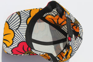 African fashion baseball summer hat