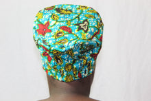 Load image into Gallery viewer, African print unisex /chef hat/scrub hat