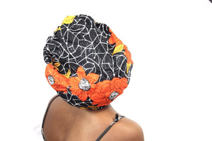 Orange like bonnet