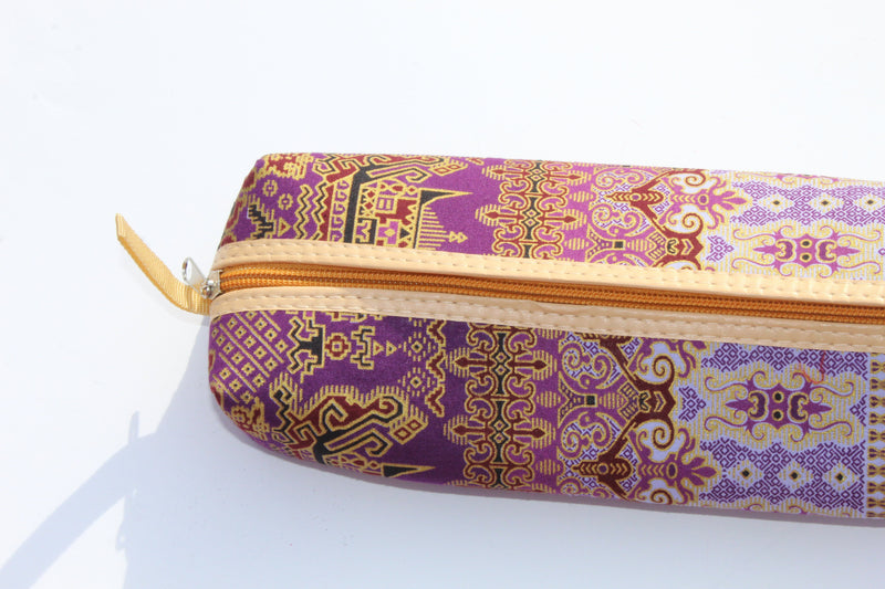Multipurpose cosmetic travek bag