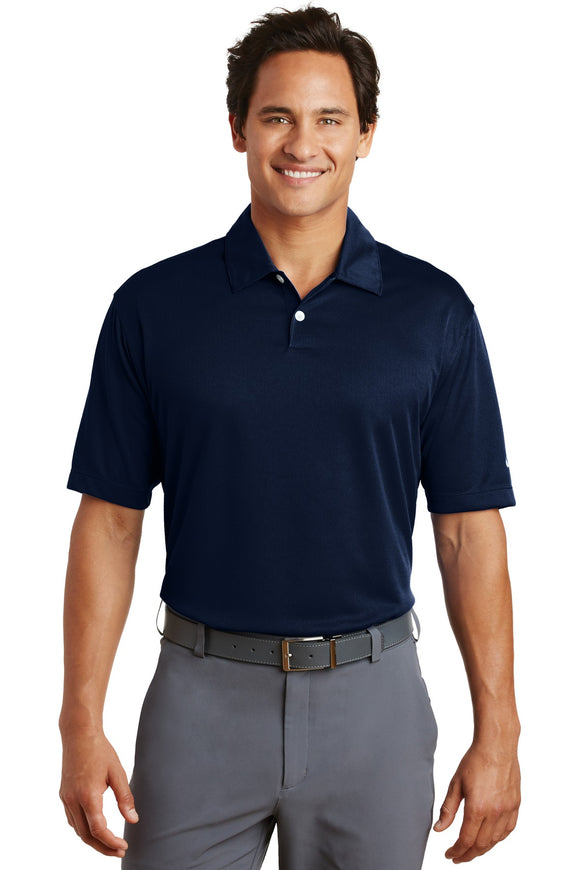 Nike® Dri-FIT Pebble Texture Polo  373749
