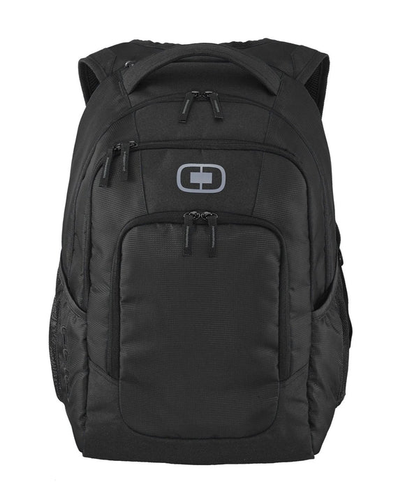 OGIO® Logan Pack in Black.  411092