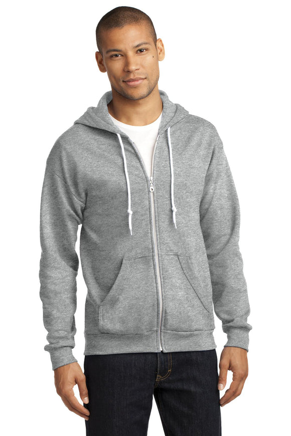 Anvil® Full-Zip Hooded Sweatshirt  71600