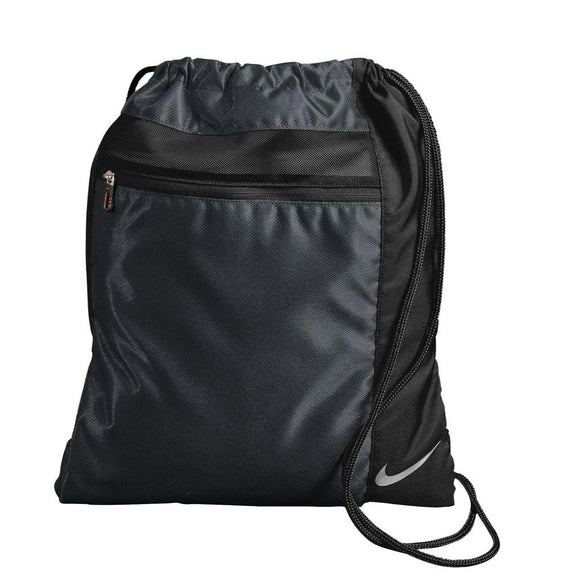 Nike® Cinch Pack in Black.  TG0274