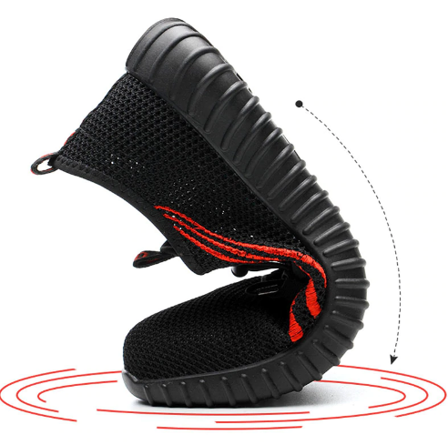 Zapatos de Seguridad Flexibles