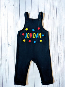 Super Star Dungarees