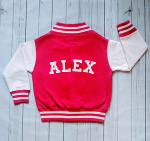 Personalised Varsity Jackets