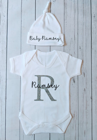 New Baby Name Set