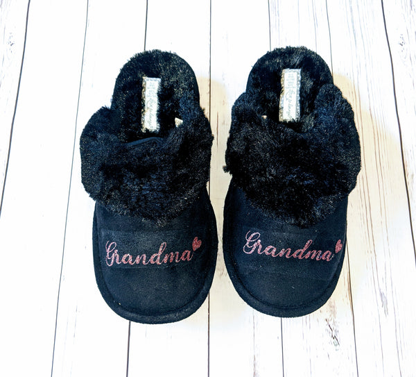 Women's personalised Slippers
