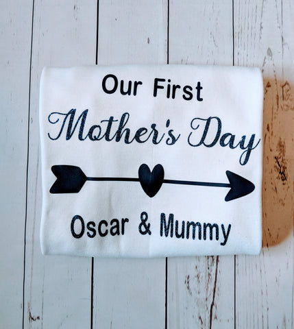 Our First Mother's Day Top