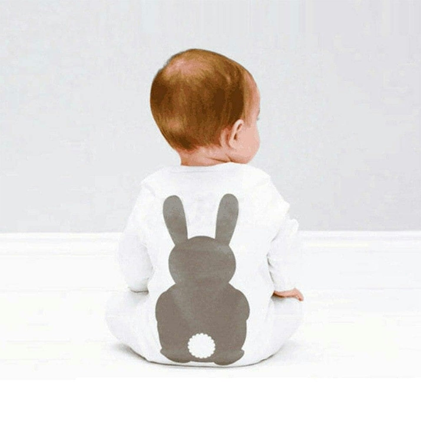 Bunny Back Sleep-Suit