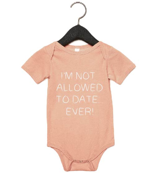 I'm Not Allowed to Date EVER! Baby - Grow