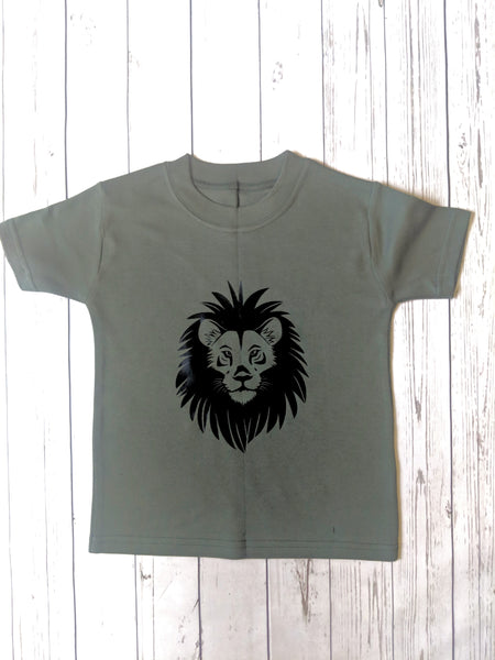 King of the jungle Top