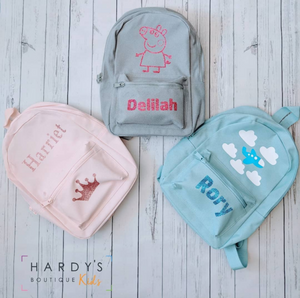 Personalised Toddler Rucksack