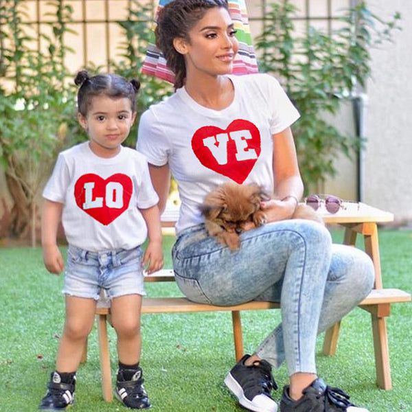 LO VE matching family set