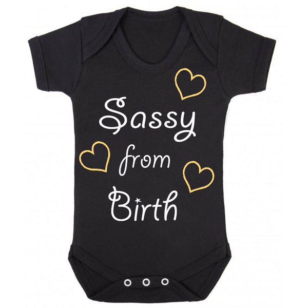 Sassy from Birth Baby Grow