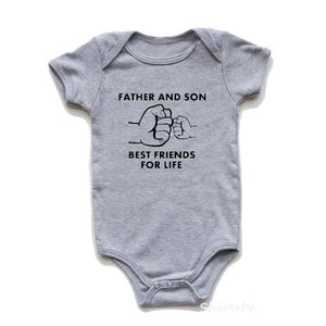 Father & Son Best Friend Matching Family Set
