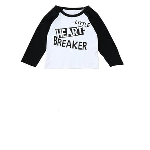 Little Heart Breaker Top