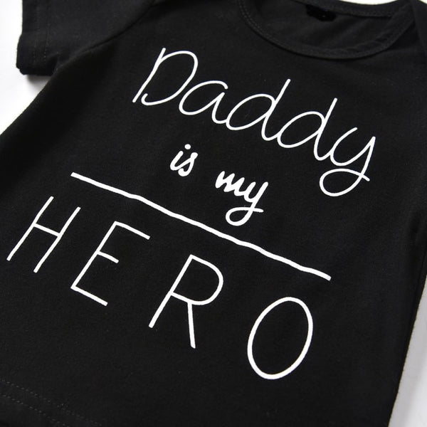 Daddy is my Hero Top