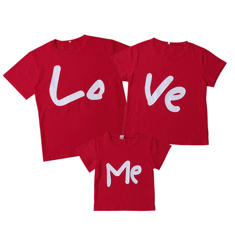 Love Me Family Set