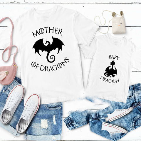 Mother of Dragons Matching Family Sets