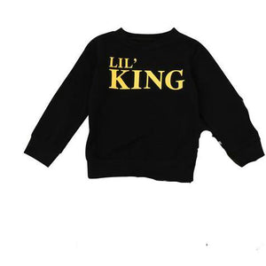 """Lil' King"" Sweatshirt"