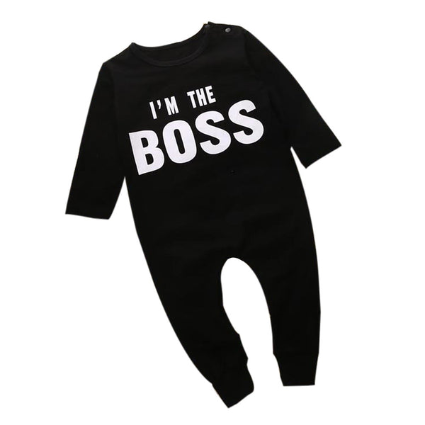 """I'm The Boss"" All in one Suit"
