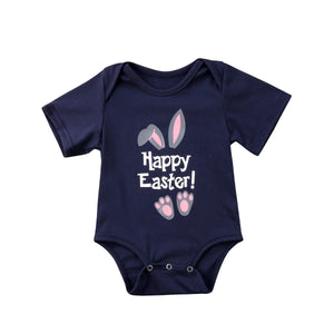 Happy Easter Baby Grow