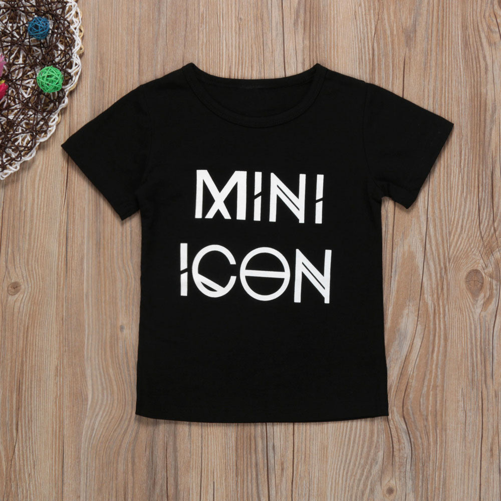 """Mini Icon"" T-Shirt"