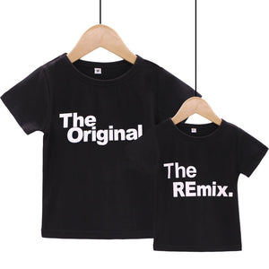 The Original and The Remix Family Set