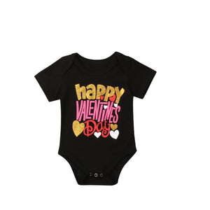 Happy Valentines Day Babygrow