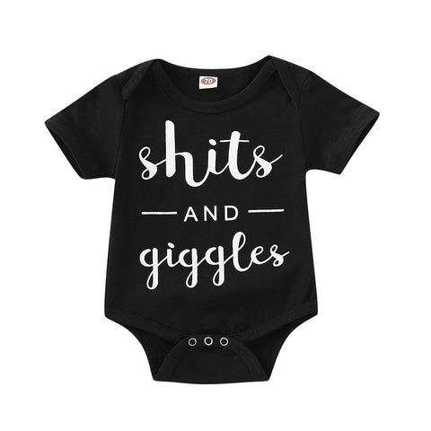 Shits & Giggles body suit